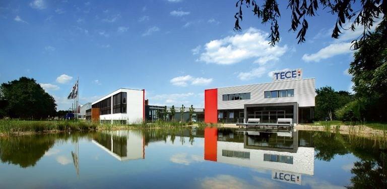 TECE Gebäude