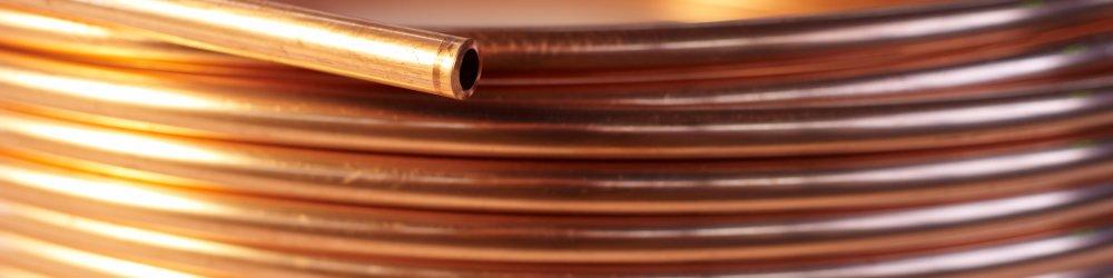 Трубы из меди для водопровода и отопления