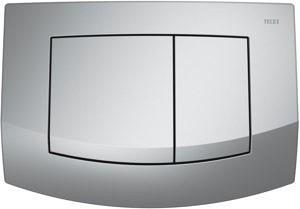 Кнопка смыва TECEambia 9240225 матовый хром