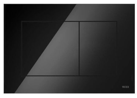 Кнопка смыва TECEnow 9240403 черный глянец