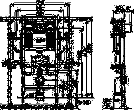 Система инсталляции TECE TECEprofil для людей с ограниченной подвижностью, арт. 9300009