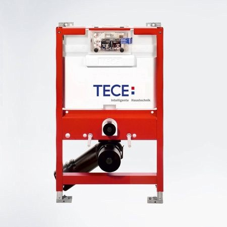 Система инсталляции TECE TECEprofil со смывным бачком Uni, арт. 9300022