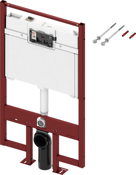 Система инсталляции TECEprofil со смывным бачком Uni, арт. 9300040