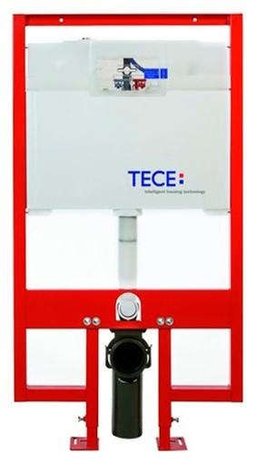 Система инсталляции TECE TECEprofil со смывным бачком Uni, арт. 9300040