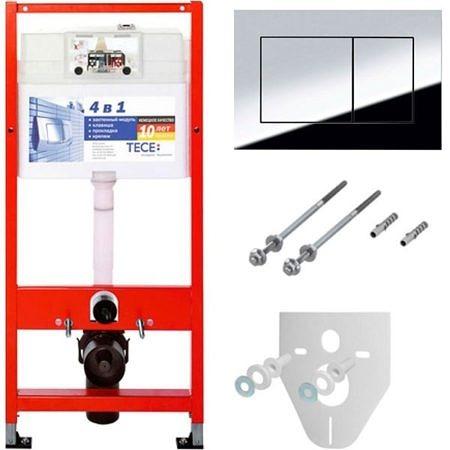 Система инсталляции для унитазов TECE TECEbase kit, арт. 9400012