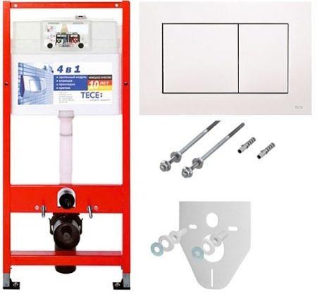 Система инсталляции для унитазов TECE TECEbase kit, арт. 9400013