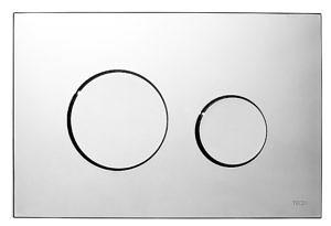 Кнопка смыва TECEloop 9240626 глянцевый хром