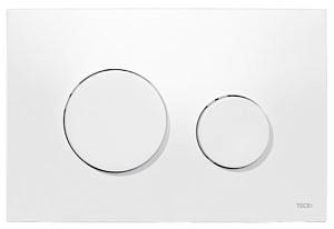Кнопка смыва TECEloop 9240640 белый глянец