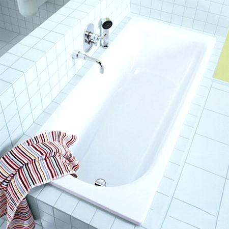 Ванна стальная 1500х700 мм, без ножек, белая Saniform Plus Kaldewei