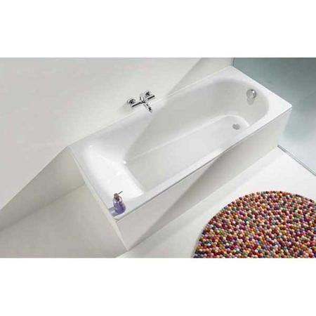 Ванна стальная 1700х700 мм, без ножек, белая Saniform Plus Kaldewei
