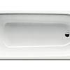 Ванна стальная 1700х700 мм Perl-Effekt, без ножек, белая Saniform Plus Kaldewei