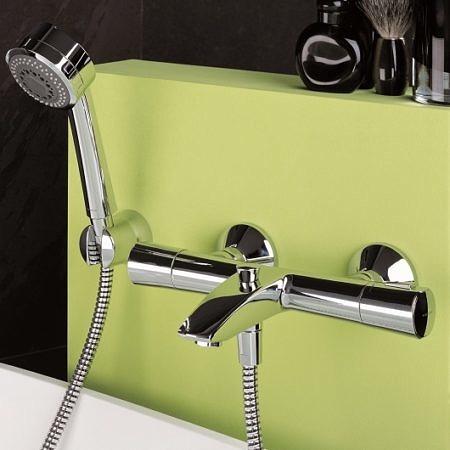 Термостатический смеситель для ванны Zenta, Kludi