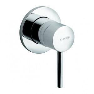 Встраиваемый смеситель для ванны/душа Bozz, Dn 80 мм, (+необходим арт 38826N), хром Kludi