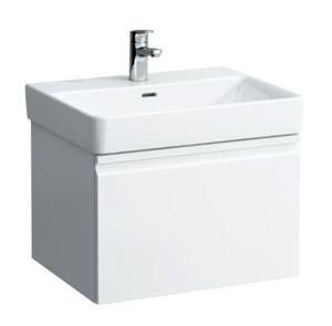 Шкаф для раковины Pro S 570х450 мм  h=390 мм. 1A. Блестящий белый  1A Pro S Laufen