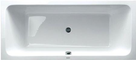 Ванна акриловая 1800х800 мм без ножек D-Сode Duravit