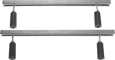 Ножки для ванны с регулировкой по высоте от 115 до 180 мм D-Code Duravit