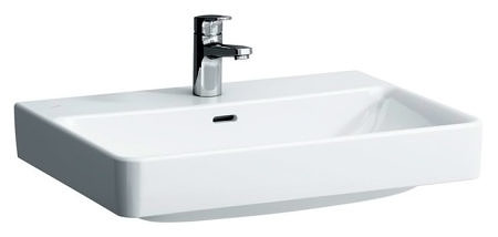 Раковина подвесная 550х465 мм, Pro S, с одним отверстием для смесителя, Laufen