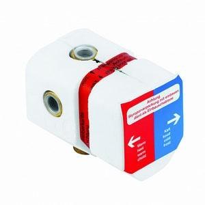 Внутренняя часть смесителя для душа DN 15, расход воды 24 л/мин (верхний и нижний выход), Kludi