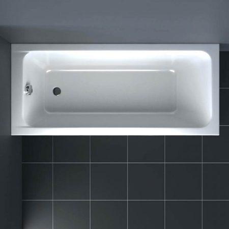 Ванна акриловая 1700х700 мм без ножек D-Сode Duravit