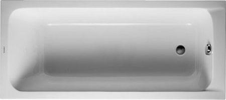 Ванна акриловая 1600х700 мм D-Code, Duravit