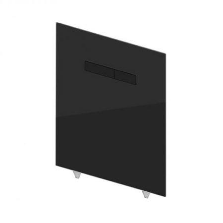 Верхняя стеклянная панель TECElux с механическим блоком управления