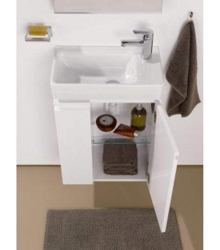 Компактный сифон для мебельной раковины, Laufen