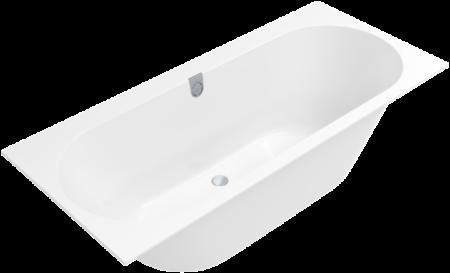 Ванна квариловая 1700х750 мм Oberon 2.0 с ножками Villeroy&Boch