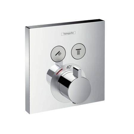 Термостатный ShowerSelect смеситель для ванны и душа Hansgrohe