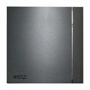 Вентилятор SILENT DESIGN -100 CZ Серый