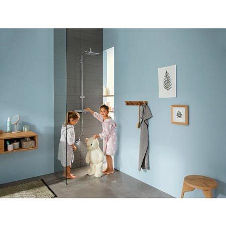 Душевая система Croma E Showerpipe 280 1jet , Hansgrohe