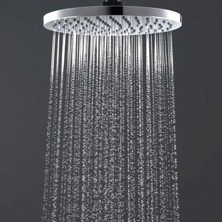 Душевая система Showerpipe, 200, 1jet, с термостатом для ванны, Hansgrohe